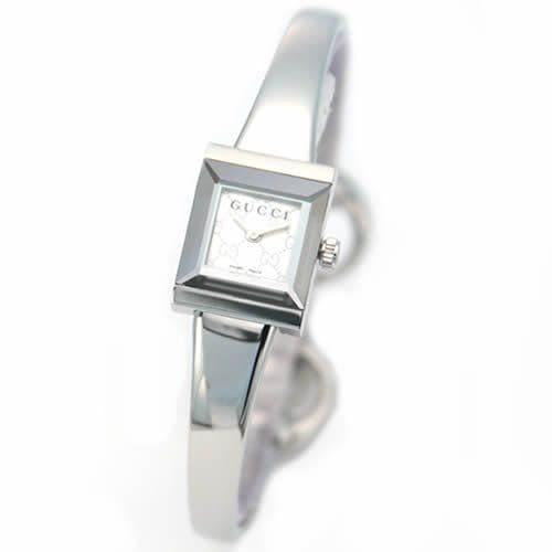 新品 グッチ レディース 腕時計 GUCCI 腕時計 レディース G-Frame(Gフレーム)コレクション グッチ YA128511, Golden State:c6638610 --- airmodconsu.dominiotemporario.com