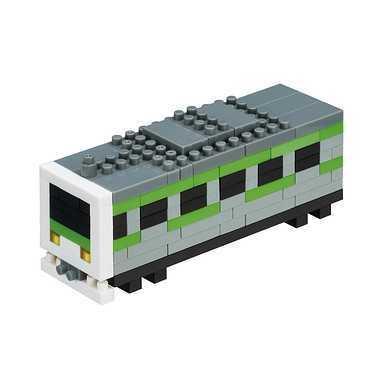 カワダ ナノブロック nGT_014 E231系 山手線|3colors-shop