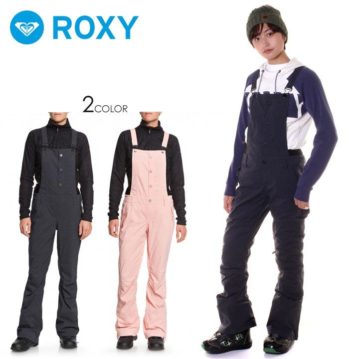 ROXY ロキシー スノーボードウェア つなぎ レディース TORAH BRIGHT VITALY BIB PTERJTP03066