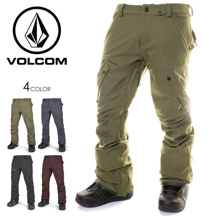 【クーポン対象外】 VOLCOM ボルコム スノーウェア メンズ ARTICULATED PANT G1351908, 灘崎町 9b5e5fb7