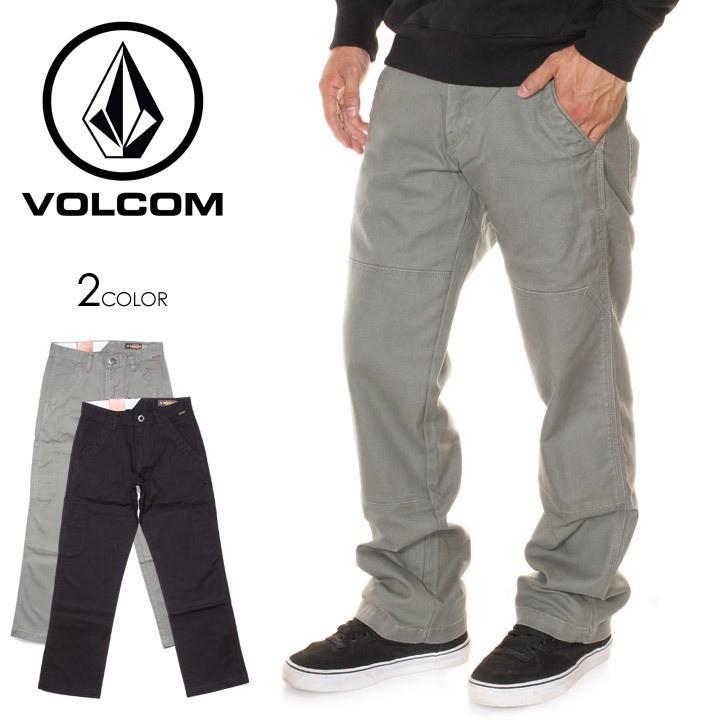 Volcom Mens Nailer Canvas 18 Utility Pant