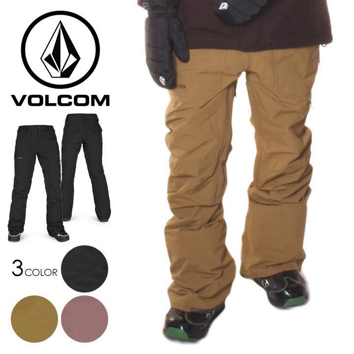 VOLCOM ボルコム スノーウェア レディース KNOX INS GORE PANT H1251900