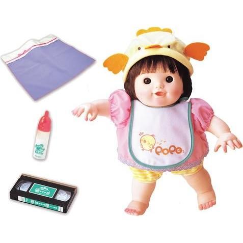 ぽぽちゃん お人形 やわらかお肌のよちよちぽぽちゃん