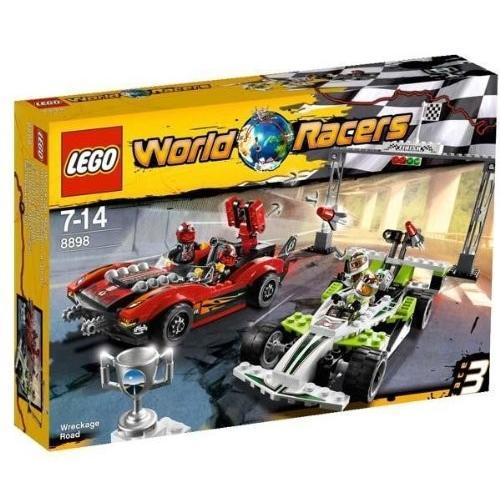 レゴ (LEGO) レーサー シティ・レース 8898