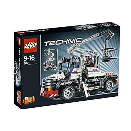 レゴ (LEGO) テクニック バケットトラック 8071