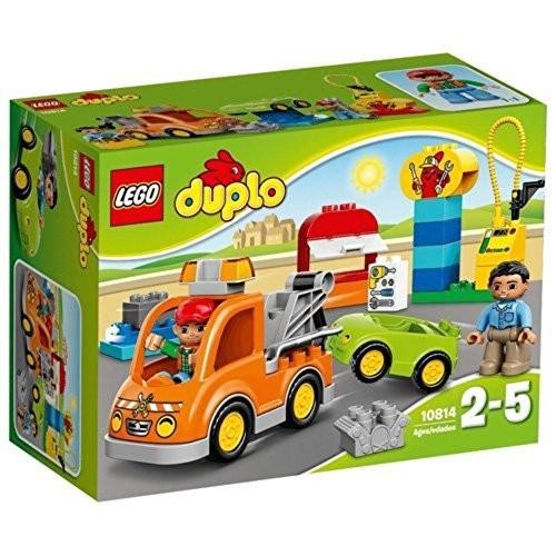 """レゴ (LEGO) デュプロ デュプロのまち""""レッカー車"""