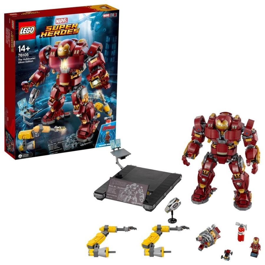 レゴ(LEGO) スーパー・ヒーローズ ハルクバスター