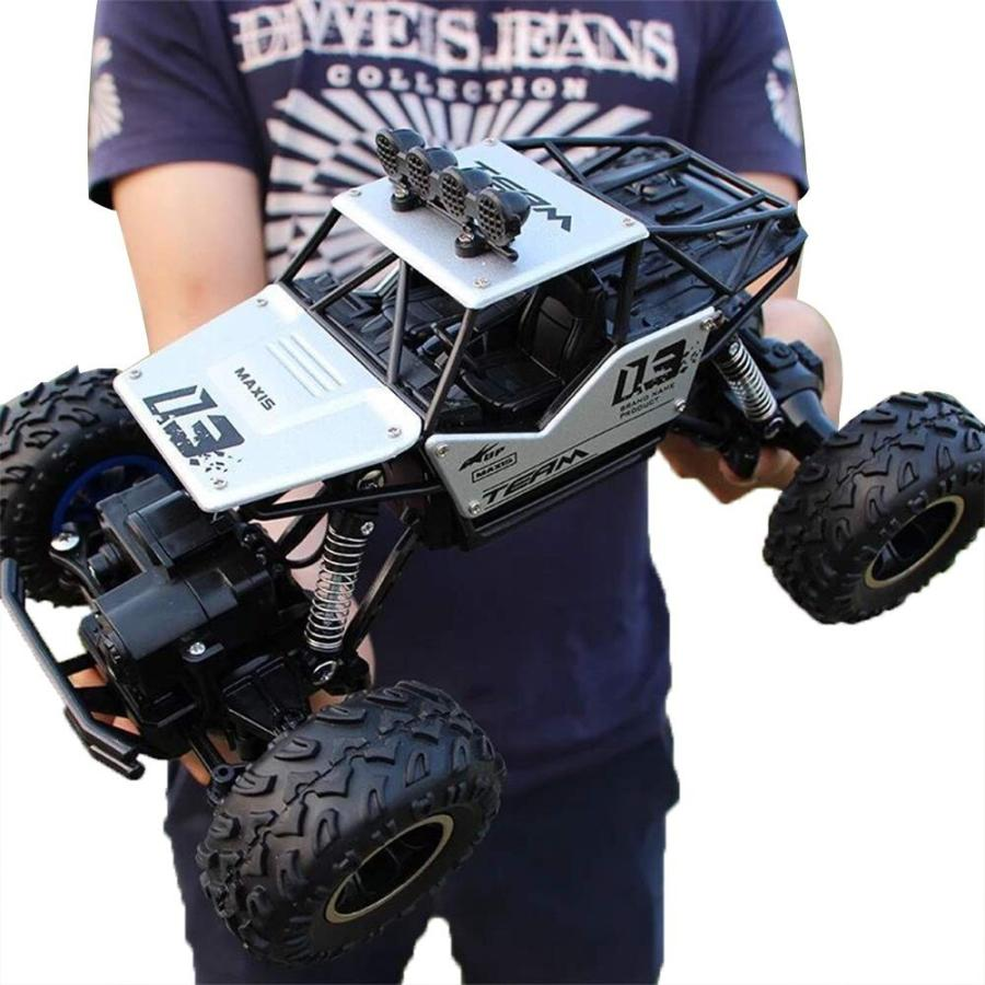 ラジコンカー RCカー リモコンカー 1/16 2.4Ghz無線操作 おもちゃ 防振性抜群 走破性抜群 男の子 子供 玩具 リモコンカー 高速車 乗