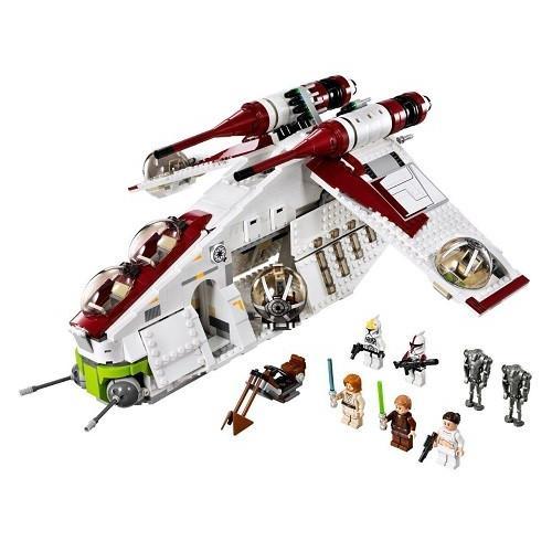 レゴ (LEGO) スター・ウォーズ リパブリック・ガンシップ 75021|4season-net|02