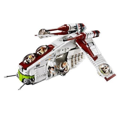 レゴ (LEGO) スター・ウォーズ リパブリック・ガンシップ 75021|4season-net|03