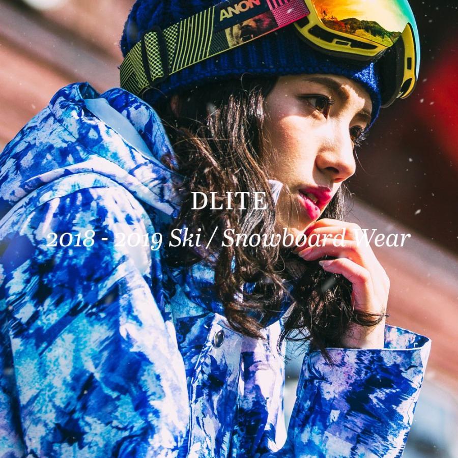 スノーボードウェア レディース スキーウェア 上下 セット DLITE 型落ち スノボウェア スノーボード ウェア スノボ スノボー ウェア
