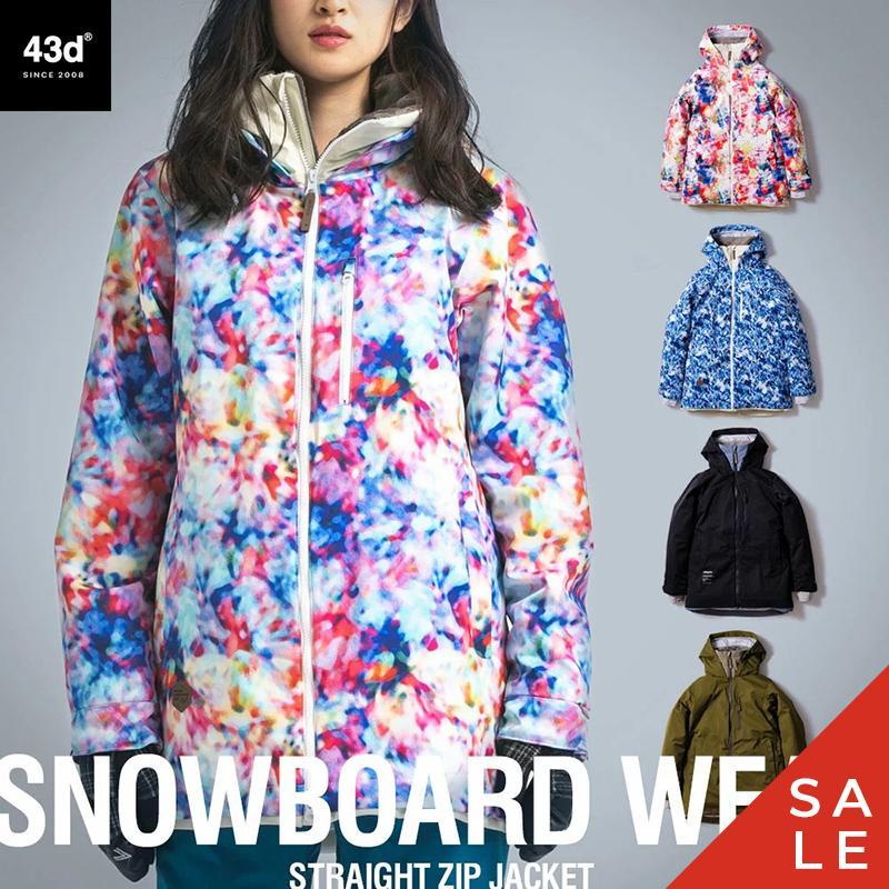 スノーボード ウェア 43DEGREES スキーウェア レディース ジャケット 単品 2019 2020 スノボウェア スノーボードウェア スノボ :FS SB1907:Four Seasons Design Lab. 通販 Yahoo!ショッピング