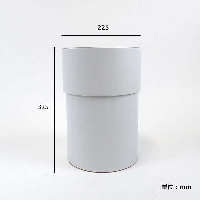 エントリーP10倍 レザーラウンドカバーダストボックス(袋が見えない) 北欧 ボックス 500WORKS.ゴミ箱 蓋付 ゴミ箱 ごみ箱 ごみばこ ダストBOX くずかご 500works 03