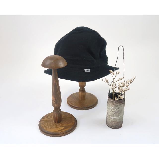 エントリーP10倍 ウッドハットスタンドL(帽子立て) 500WORKS. 木製 帽子たて Creer/クレエ / 3/5再入荷後発送 /|500works|02