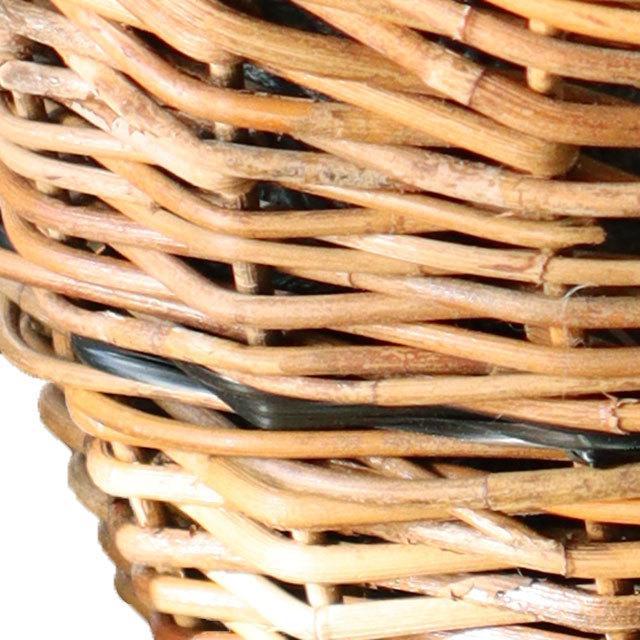 エントリーP10倍 黒ハンドルボートバスケット(アラログ) 500WORKS.藤 バスケットAROROGSTORAGE Creer/クレエ|500works|06