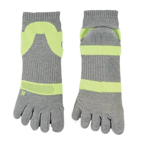 日本製 靴下 スポーツ ソックス  5本指ソックス  抗菌防臭 足裏サポートクッション サイズ22-27  ゆうパケット送料無料 mi01|5445|07