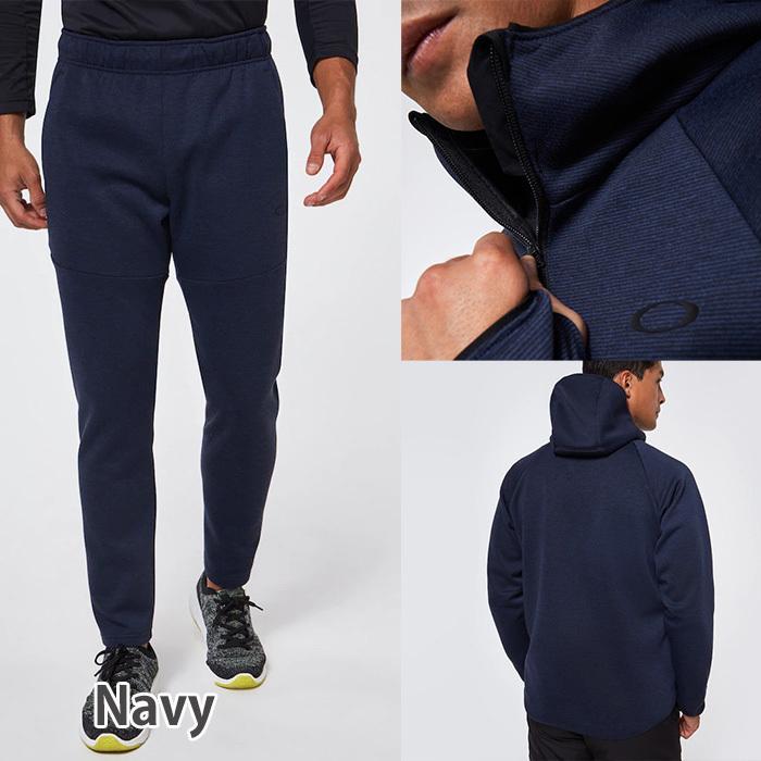 オークリー セットアップ トレーニングウエアー スウェット ジャージ  速乾 反射材 UPF50+ OAKLEY Enhance Dual Fleece Jacket/Pants 1.7 XL XXL oa369|5445|06