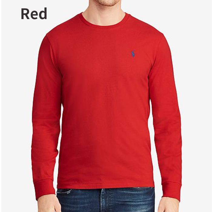 Polo Ralph Lauren ポロラルフローレン メンズ ロングTシャツ ロンT r499|5445|04