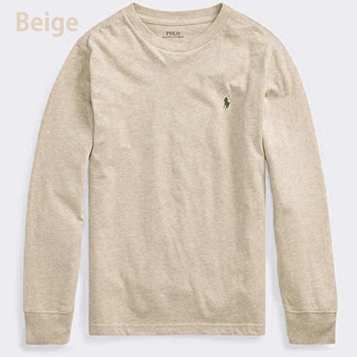 Polo Ralph Lauren ポロラルフローレン メンズ ロングTシャツ ロンT r499|5445|05