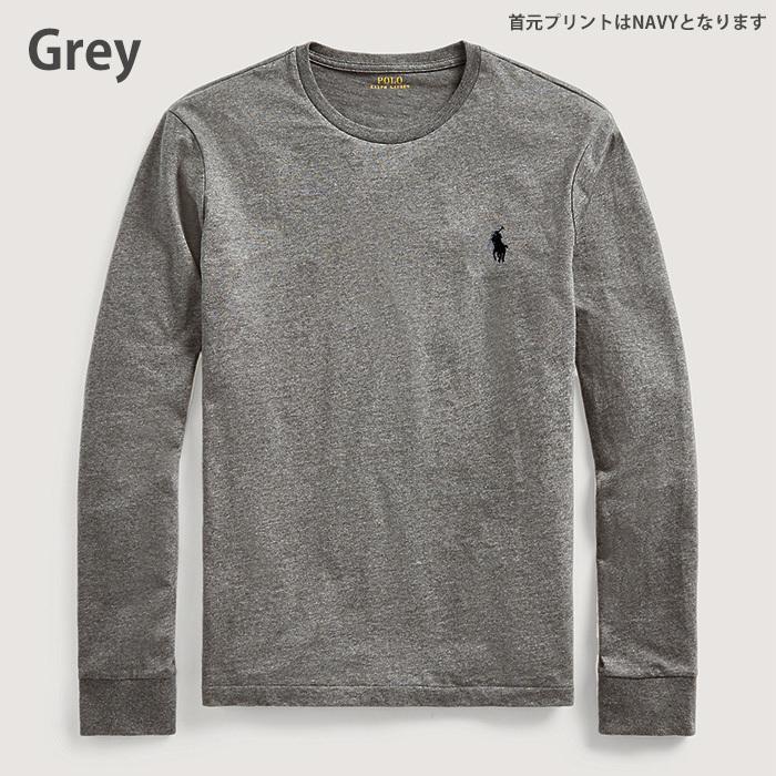 Polo Ralph Lauren ポロラルフローレン メンズ ロングTシャツ ロンT r499|5445|08