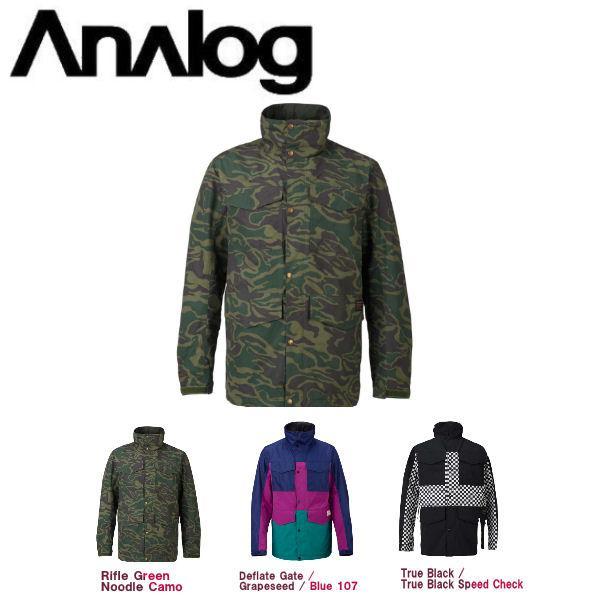 ANALOG アナログ Tollgate Jacket メンズ スノージャケット アウター スノーボード