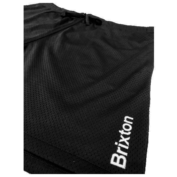 ブリクストン BRIXTON 2020春夏 GATE ELASTIC WB SHORT ショーツ ハーフパンツ 短パン メッシュ ストリート アウトドア【正規品】|54tide|04