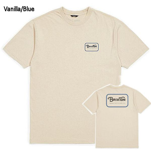 ブリクストン BRIXTON Grade S/S Standard Tee メンズ  半袖 Tシャツ シャツ スケボー 正規品|54tide|02