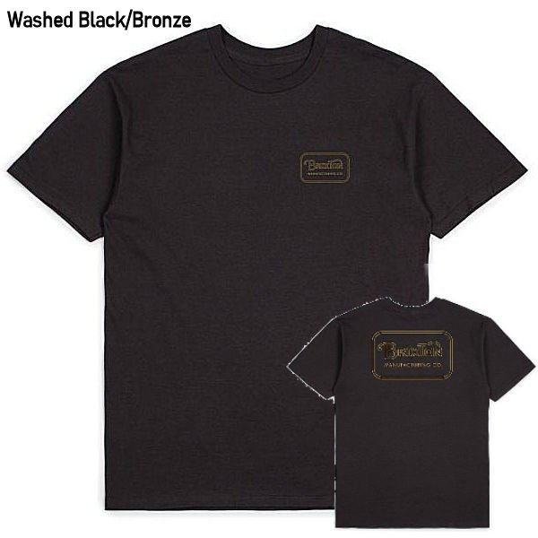 ブリクストン BRIXTON Grade S/S Standard Tee メンズ  半袖 Tシャツ シャツ スケボー 正規品|54tide|03