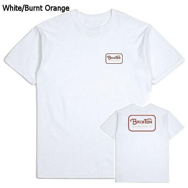 ブリクストン BRIXTON Grade S/S Standard Tee メンズ  半袖 Tシャツ シャツ スケボー 正規品|54tide|04