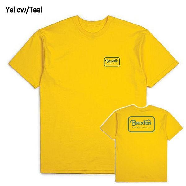 ブリクストン BRIXTON Grade S/S Standard Tee メンズ  半袖 Tシャツ シャツ スケボー 正規品|54tide|05