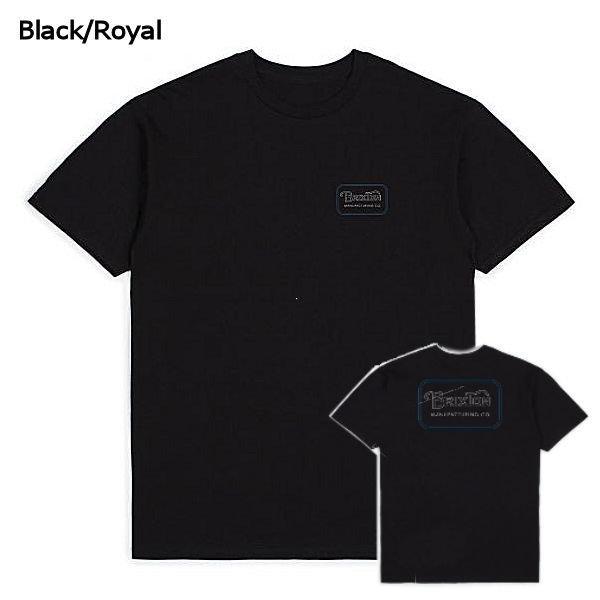 ブリクストン BRIXTON Grade S/S Standard Tee メンズ  半袖 Tシャツ シャツ スケボー 正規品|54tide|06