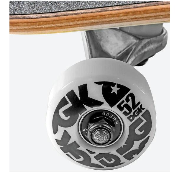 【DGK】ディージーケー DGK BLOSSUM COMPLETE DECK Skateboard コンプリート  スケボー 大人 デッキ KIDS キッズ スケートボード 板 初心者|54tide|04
