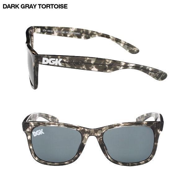 DGK ディージーケー2015春夏 CLASSIC SHADES メンズ・レディースサングラス ユニセックス 眼鏡/2カラー|54tide|02