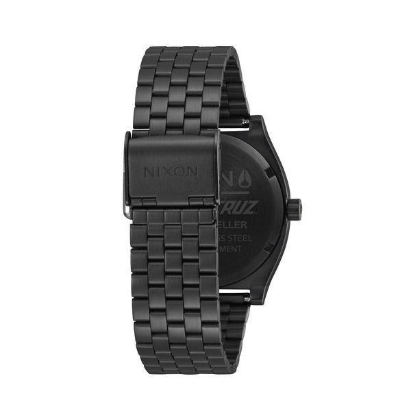 ニクソン NIXON メンズ レディース ウォッチ アナログ腕時計 タイムテラー SANTA CRUZ BLACK/SANTA CRUZ THE TIME TELLER 正規品|54tide|04