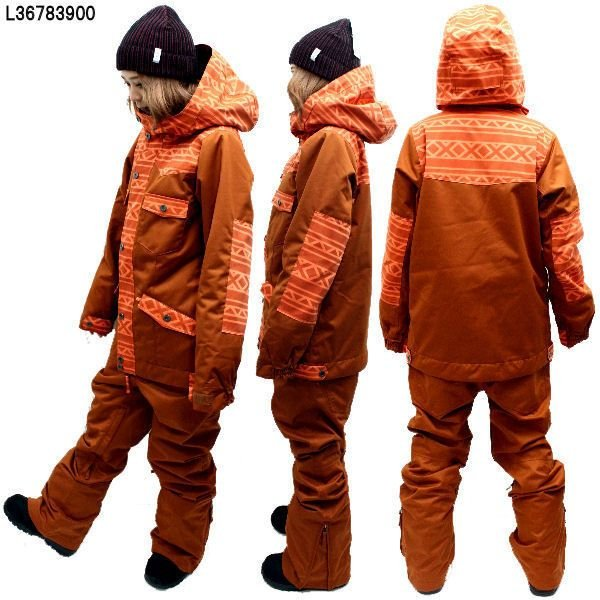ニキータ NIKITA Mayon Jacket レディース スノージャケット 人気ブランド スノーボード  スノボー  54tide 02