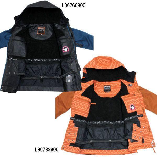 ニキータ NIKITA Mayon Jacket レディース スノージャケット 人気ブランド スノーボード  スノボー  54tide 04