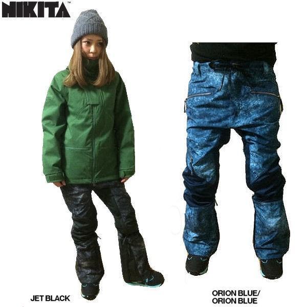 ニキータ NIKITA NOTT PANT レディーススノーパンツ スノーボード スノーウェア ウエア