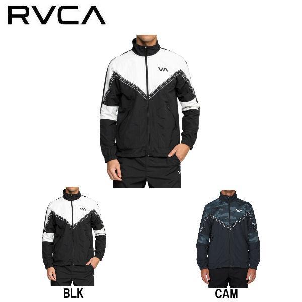 ルーカ RVCA メンズ ジャケット スポーツウェア アウター ジャージ トップス ADAPTER ANORAK JACKET