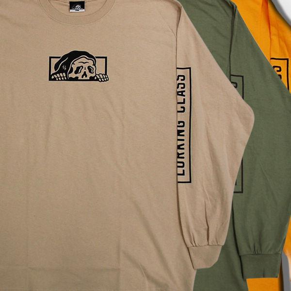 スケッチータンク SKETCHY TANK LURKING CLASS COPRO L/S TEE ラーキングクラス ロンT TEE メンズ 長袖Tシャツ ティーシャツ トップス 【正規品】|54tide|02
