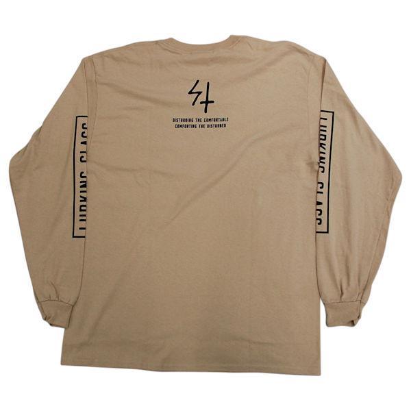 スケッチータンク SKETCHY TANK LURKING CLASS COPRO L/S TEE ラーキングクラス ロンT TEE メンズ 長袖Tシャツ ティーシャツ トップス 【正規品】|54tide|04