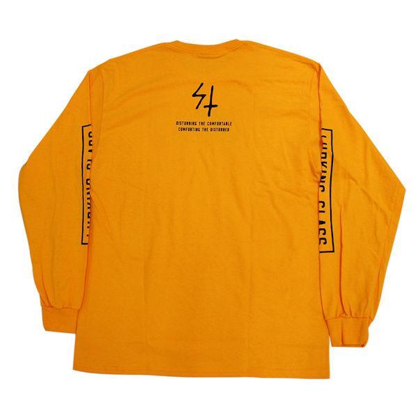 スケッチータンク SKETCHY TANK LURKING CLASS COPRO L/S TEE ラーキングクラス ロンT TEE メンズ 長袖Tシャツ ティーシャツ トップス 【正規品】|54tide|08