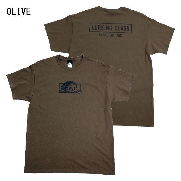 スケッチータンク SKETCHY TANK 2020春 LURKING CLASS COPRO TEE ST01 ラーキングクラス TEE メンズ 半袖Tシャツ ティーシャツ トップス M~XLサイズ 【正規品】|54tide|08