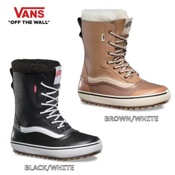 VANS バンズ 2018-2019 REMEDY SNOW BOOTS スノーブーツ メンズ レディース UNISEX 25cm-28.5cm 2カラー|54tide
