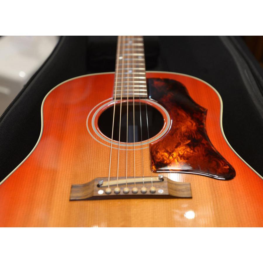 【アルティマ】Gibson J-45 Vintage 1960年代 ギブソン ヴィンテージ 純正品を極限まで復元した ラージ ピックガード 透過性 粘着剤付属 5th 03