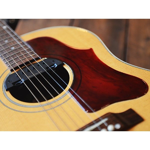 J-50用 DIY仕様 Gibson Vintage 1960年代 ギブソン ヴィンテージ 純正品を極限まで復元 ラージ ピックガード 粘着剤無 5th 02