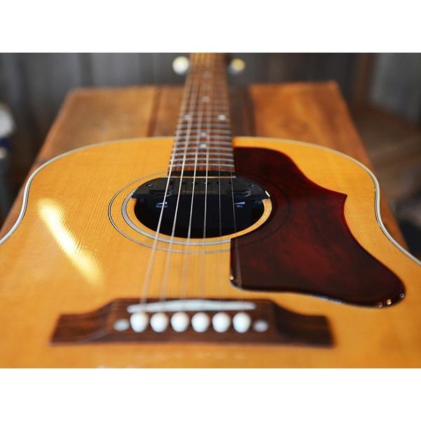 J-50用 DIY仕様 Gibson Vintage 1960年代 ギブソン ヴィンテージ 純正品を極限まで復元 ラージ ピックガード 粘着剤無 5th 03