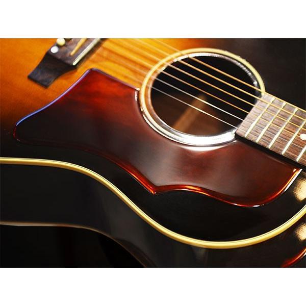 Gibson Vintage 1960年代 ギブソン ヴィンテージ 純正品を極限まで復元した ラージ ピックガード 透過性 粘着剤付属|5th|02