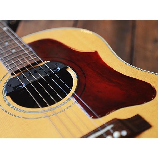 J-50専用品 Gibson Vintage 1960年代 ギブソン ヴィンテージ 純正品を極限まで復元 ラージ ピックガード 粘着剤付|5th|02