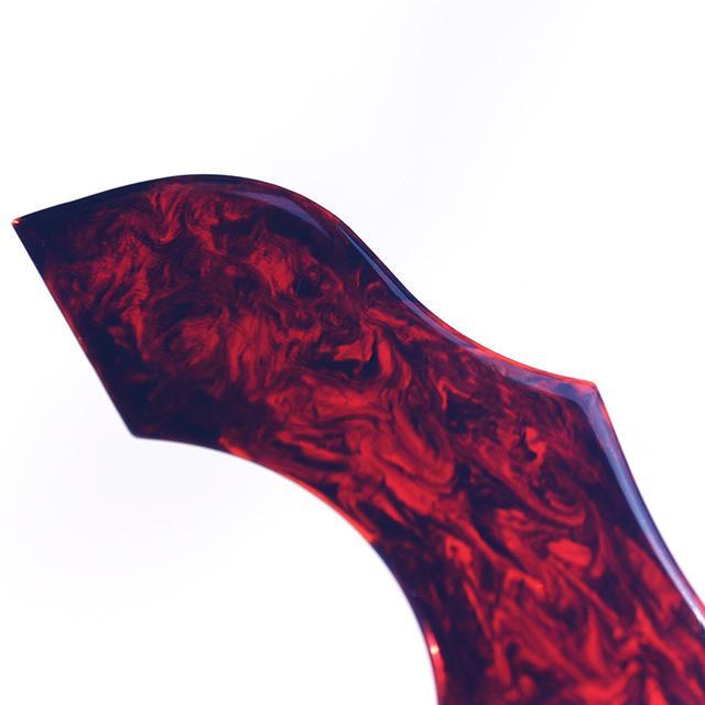 【虎目】DIY用 Gibson J-45 Vintage 1960年代 ギブソン ヴィンテージ 純正品を極限まで復元した ラージ ピックガード 粘着剤無し|5th|05