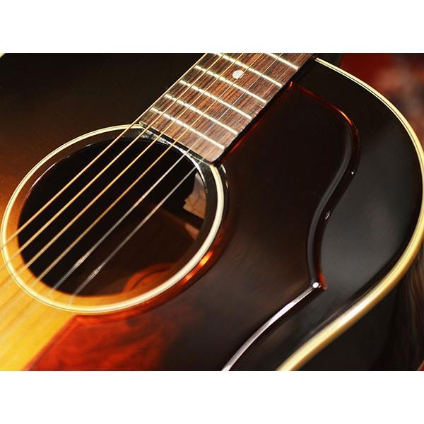 サンバースト用 Gibson Vintage 1960年代 ギブソン ヴィンテージ 純正品を極限まで復元した ラージ ピックガード 透過性 粘着剤付属|5th|02